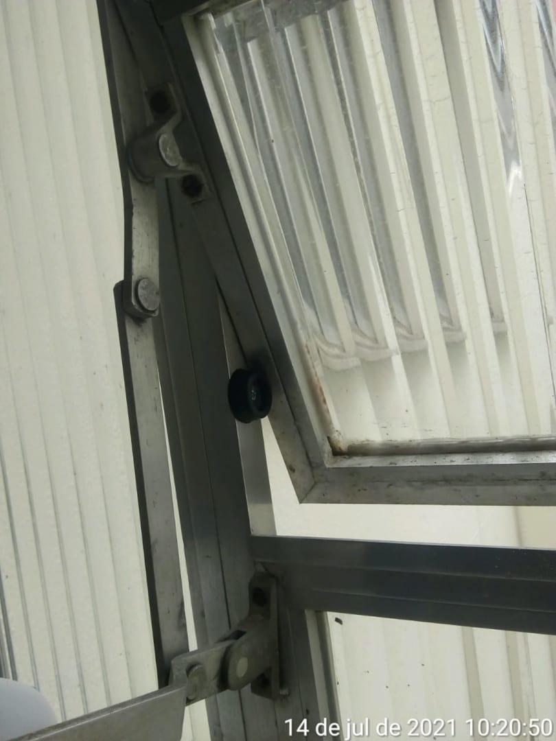 Braços Rio - Instalação de Trava de Báscula