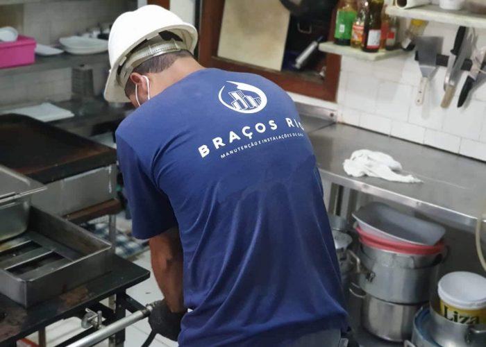 Braços Rio - Instalação e Manutenção de Gás no RJ